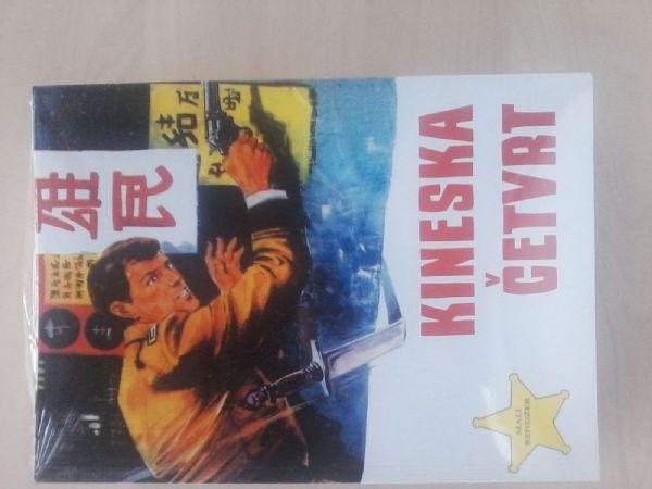 MALI RENDŽER 86 - KINESKA ČETVRT – VAN GOGH